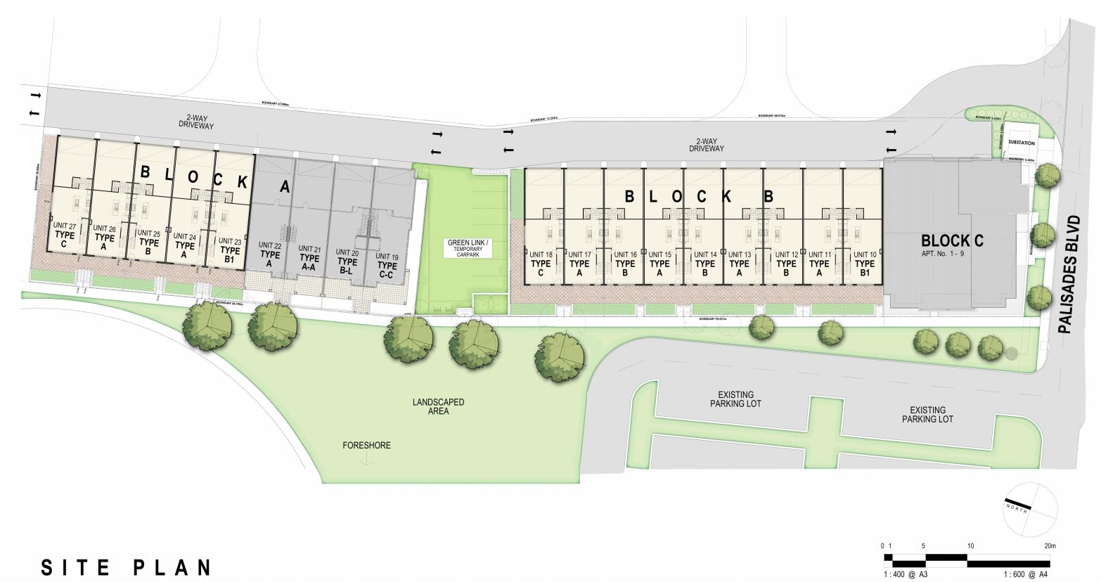 Lot 2662 Site Plan
